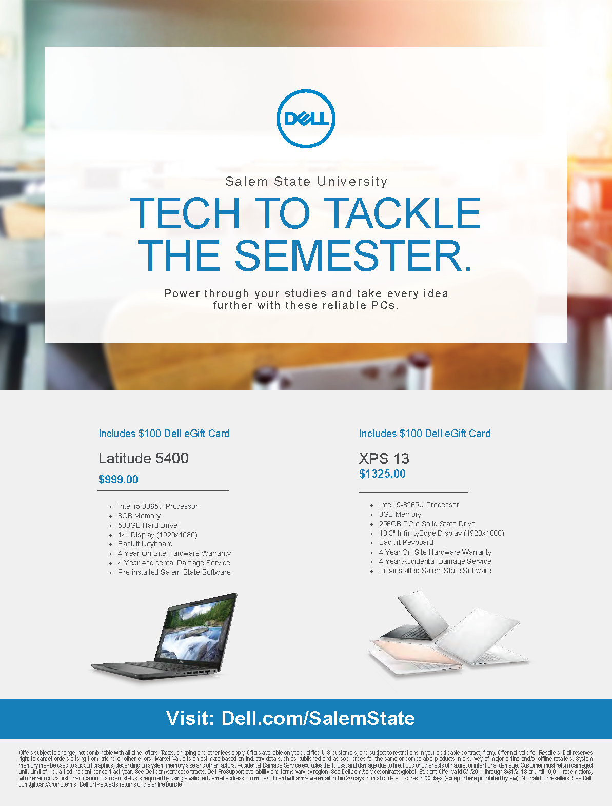 Laptop Requirement Recommended Dell Systems